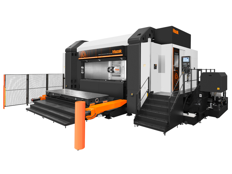 Mazak Vortex Horizontal Profiler 160