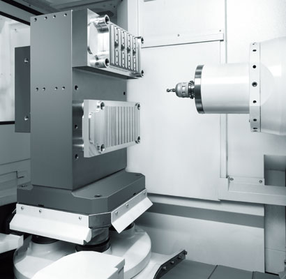 Mazak Horizontal Machining Centres 1
